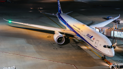 JA872A - Boeing 787-9 Dreamliner - All Nippon Airways (ANA)