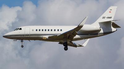 OE-HMR - Dassault Falcon 2000EX - Private