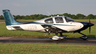 N493TR - Cirrus SR22T - Private
