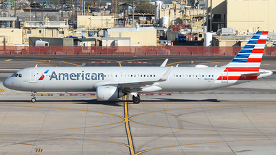 N409AA - Airbus A321-253NX - American Airlines