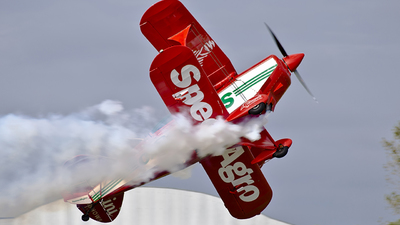 LV-RBW - Pitts S-2B Special - Private