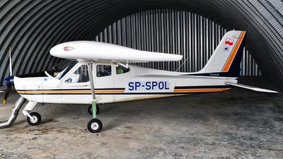SP-SPOL - Tecnam P92 Echo - Private