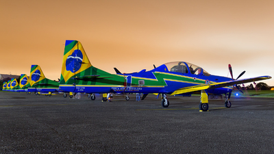 FAB5719 - Embraer A-29A Super Tucano - Brazil - Air Force