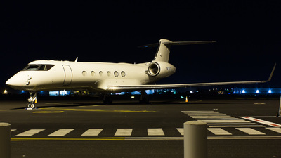 A picture of N7160S - Gulfstream V - [687] - © Christopher Chai