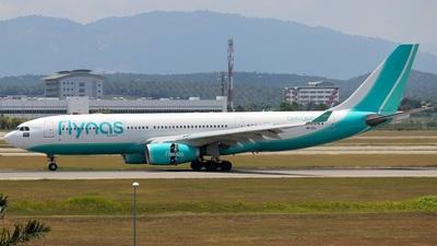 A picture of 9MAZL - Airbus A330243 - [0261] - © Muhdizat