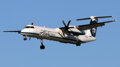 N416QX - Bombardier Dash 8-Q402 - Alaska Airlines (Horizon Air)