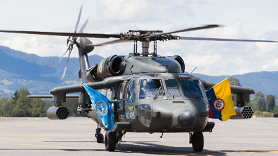 FAC4125 - Sikorsky AH-60L Arpia IV - Colombia - Air Force