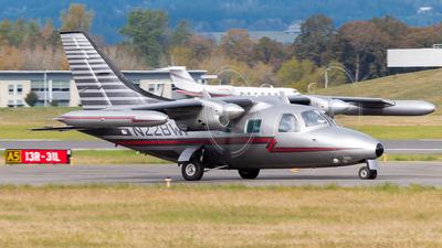N228WP - Mitsubishi MU-2B-20 - Private
