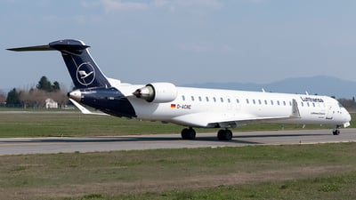 D-ACNC - Bombardier CRJ-900 - Lufthansa Regional (CityLine)