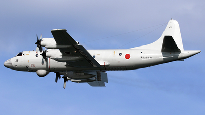 9135 - Kawasaki OP-3C Orion - Japan - Maritime Self Defence Force (JMSDF)