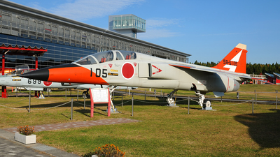 59-5105 - Mitsubishi T-2 - Japan - Air Self Defence Force (JASDF)