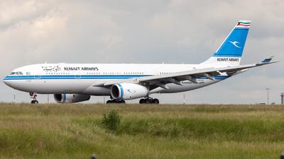 9K-APE - Airbus A330-243 - Kuwait Airways