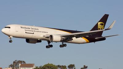 N315UP - Boeing 767-34AF(ER) - United Parcel Service (UPS)