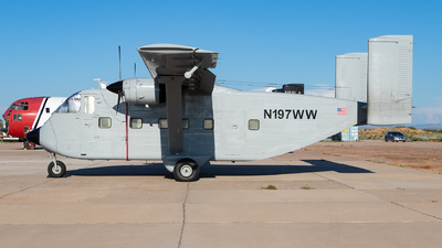 N197WW - Short SC-7 Skyvan 3-100 - Win Aviation