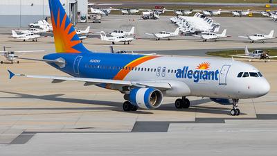 N242NV - Airbus A320-214 - Allegiant Air