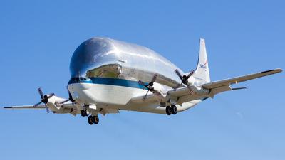 A picture of N941NA - AeroSpacelines B377 - [004] - © Nicholas Hesler