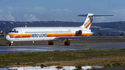 D-ALLV - McDonnell Douglas MD-83 - Aero Lloyd
