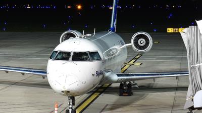 N879AS - Bombardier CRJ-200LR - SkyWest Airlines