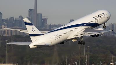 4X-EAN - Boeing 767-3Q8(ER) - El Al Israel Airlines