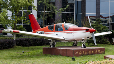 B-8911 - Socata TB-20 Trinidad - Civil Aviation Flight University of China