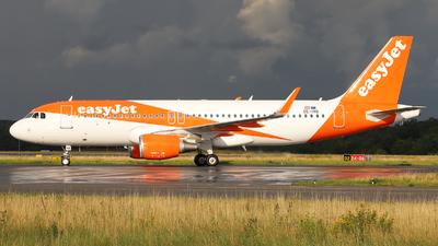 OE-INB - Airbus A320-214 - easyJet Europe