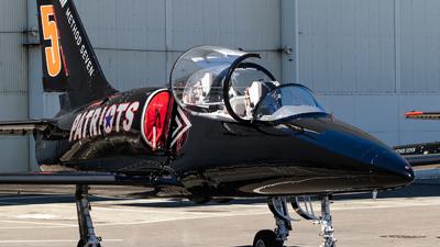 A picture of N539RF - Aero Vodochody L39C Albatros - [031630] - © Alex Crail