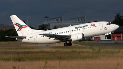 LZ-BOP - Boeing 737-522 - Bulgaria Air