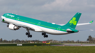 A picture of EIGAJ - Airbus A330302 - Aer Lingus - © Jonathan L - Skies of Pearl
