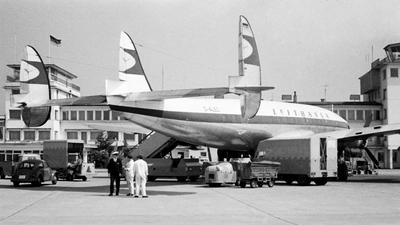 D-ALEC - Lockheed L-1049G Super Constallation - Lufthansa