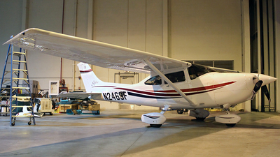 N2468F - Cessna 182S Skylane - United States - Miami Dade Police Department