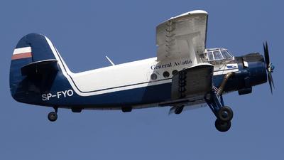 SP-FYO - PZL-Mielec An-2 - White Eagle Aviation