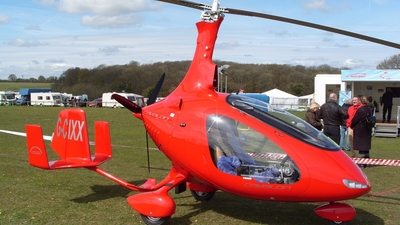 G-CIXX - Rotorsport UK Cavalon - Private