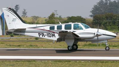PR-IDM - Beechcraft 58 Baron - Private