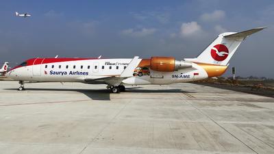 A picture of 9NAME - Mitsubishi CRJ200ER -  - © Firat Cimenli