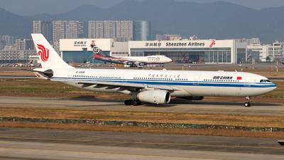 B-5906 - Airbus A330-343 - Air China