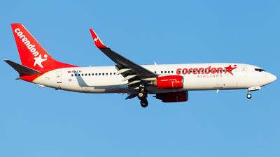 TC-TJU - Boeing 737-8HX - Corendon Airlines