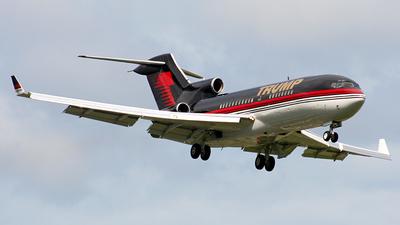 VP-BDJ - Boeing 727-23 - Trump