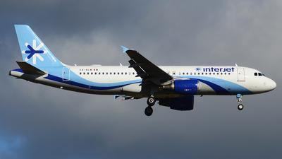 XA-ALM - Airbus A320-214 - Interjet