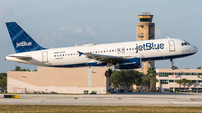 N766JB - Airbus A320-232 - jetBlue Airways