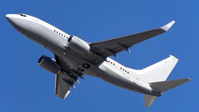 N834BA - Boeing 737-73Q(BBJ) - Private