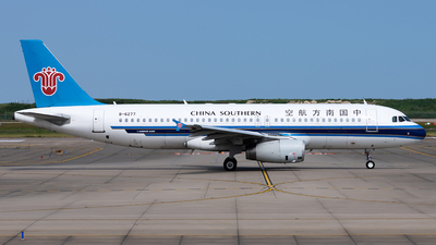 B-6277 - Airbus A320-232 - China Southern Airlines
