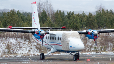 RA-67290 - Viking DHC-6-400 Twin Otter - Private