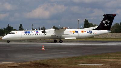 OE-LGC - Bombardier Dash 8-Q402 - Tyrolean Airways