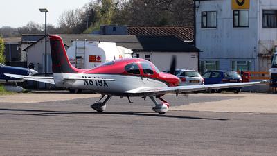 N819X - Cirrus SR22T-GTS - Private
