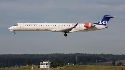 OY-KFM - Bombardier CRJ-900LR - Scandinavian Airlines (Cimber)