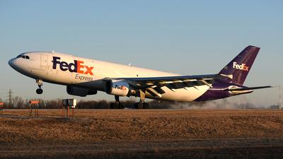 N724FD - Airbus A300B4-622R(F) - FedEx
