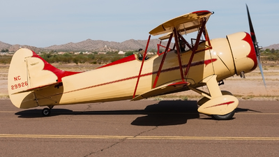 NC29926 - Waco UPF-7 - Private