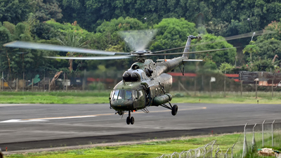 EJC-3395 - Mil Mi-17V5 Hip H - Colombia - Army