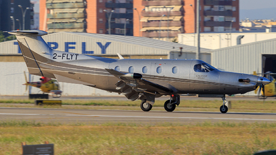 2-FLYT - Pilatus PC-12/47 - Private