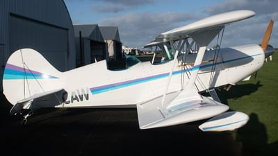ZK-CAW - EAA Acro Sport II - Private
